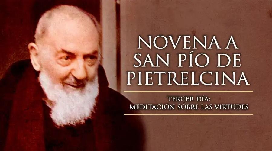 Tercer día de la novena a San Pío de Pietrelcina - ACI Prensa