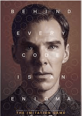 The Imitation Game starring Benedict Cumberbatch