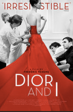 Dior and I starring Raf Simmons, Marion Cotillard, Jennifer Lawrence