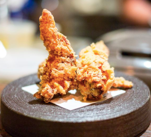 Mu Ramen's tasty, decadent, time-intensive chicken wings