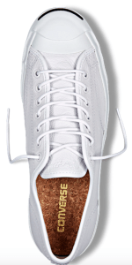 Jack Purcell Tumbled Leather