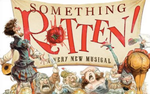 Something Rotten Opening April 22