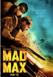 Mad Max - Fury Road: stars Tom Hardy and opens May 15