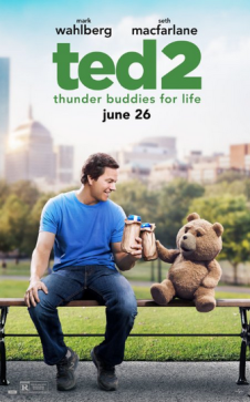 Ted 2 starring Mark Wahlberg