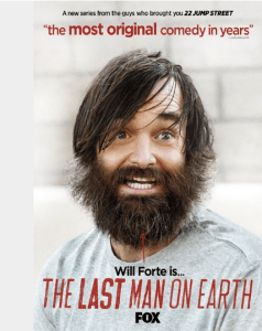 The Last Man on Earth premiers September 27 on Fox