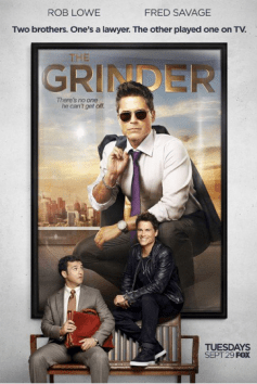 The Grinder premiers September 29 on Fox