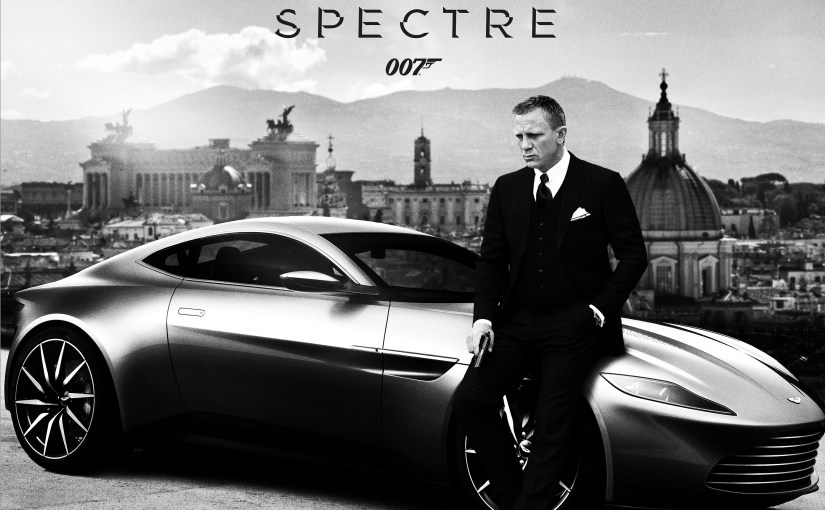 In Honor of Spectre and all Things Bond