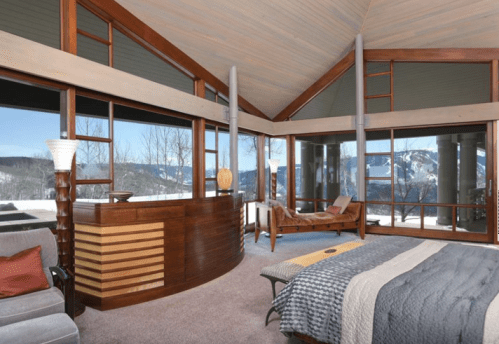 Beaver Creek Listing - Interior Master Bedroom