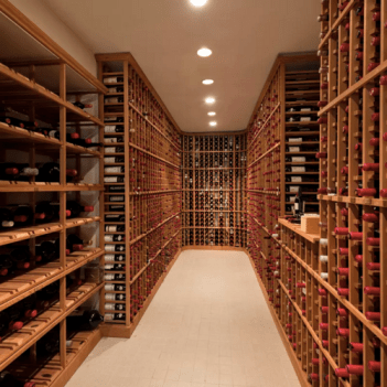 Beaver Creek Listing - Interior Wine Celler