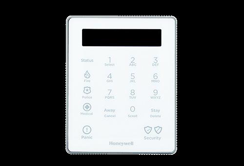 xfinity home wireless keypad