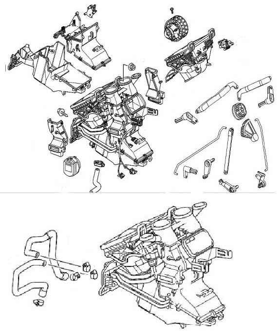Mercedes Benz A160 Engine Diagram - Schematic And Wiring Diagrams