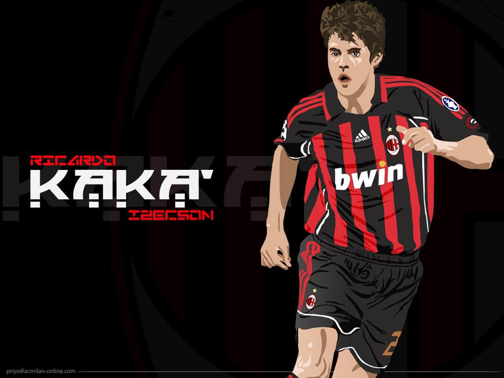 Ricardo Kaka Wallpapers Hd Ac Milan Online V4 0 Users Wallpapers