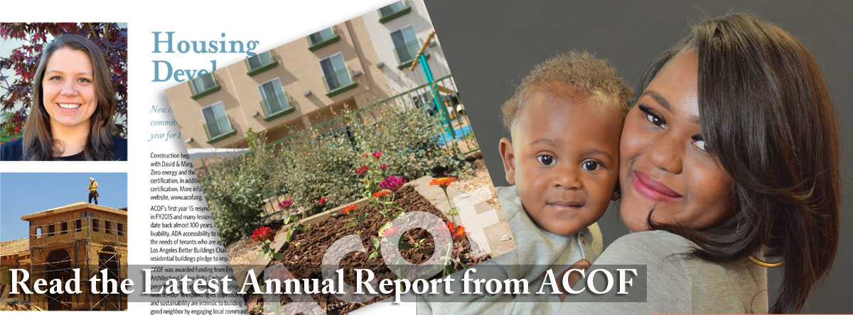 A Community of Friends Annual Report 2015