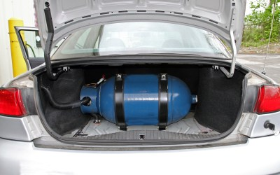 Coast-to-Coast Ride: OKC Hosts Historic Propane Autogas Conversion Vehicle Event
