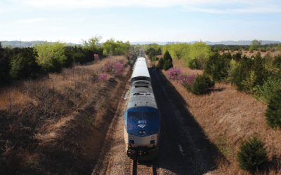 KTOK Interview: John G. Johnson Talk Regional Transit and Heartland Flyer