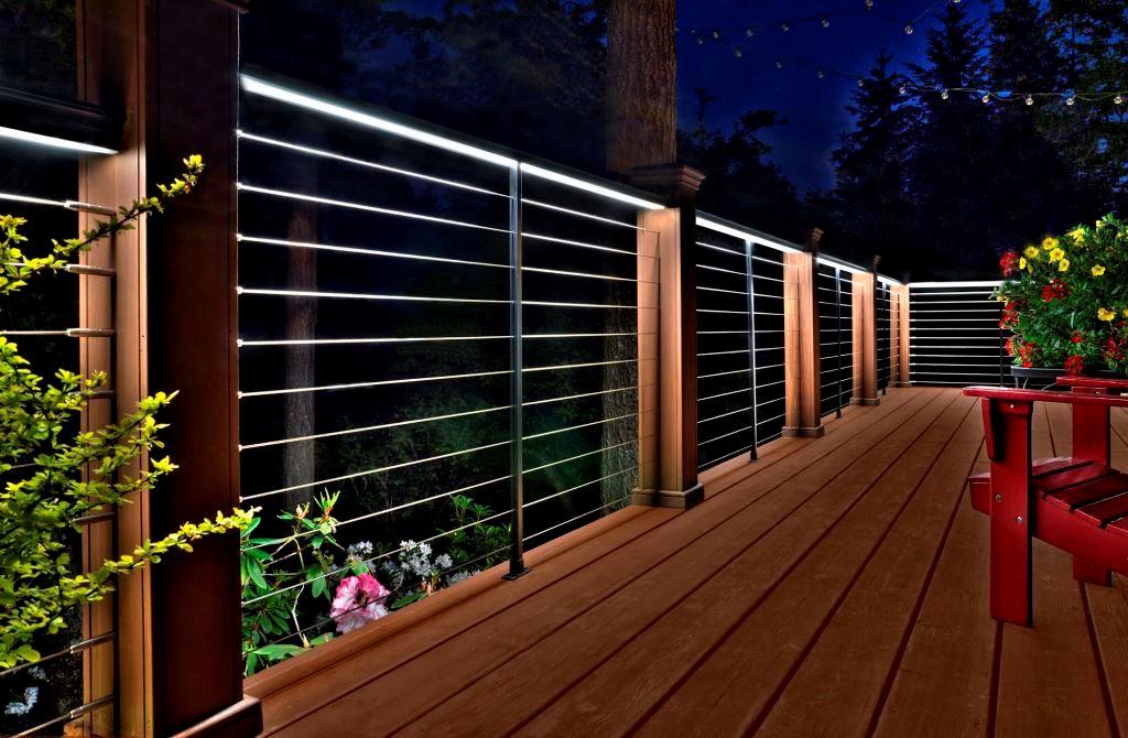 Feeney Led Deck Lighting A Concord Carpenter