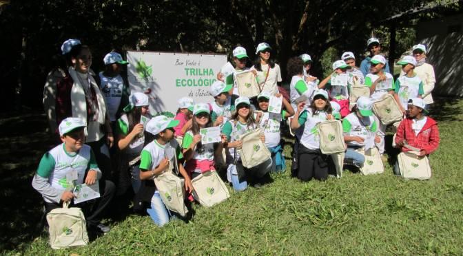 Projeto AMA promove trilhas ecológicas com estudantes na Serra