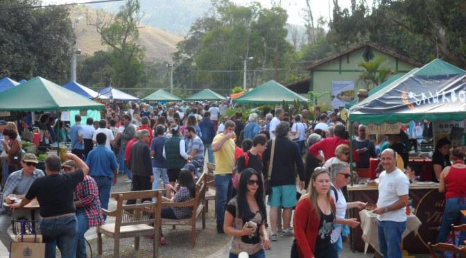 Festival AgroSerra – da Roça ao Prato agita Secretário, em Petrópolis