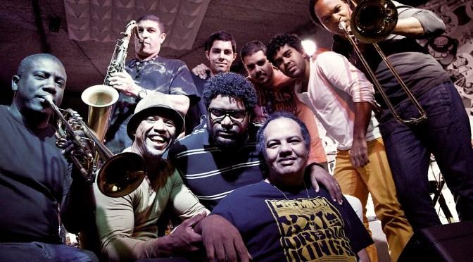 Banda Black Rio faz show em Petrópolis