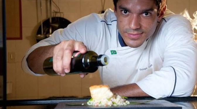 Chef Thiago Castanho participa do 'Fórum Sebrae Na Mesa' em Itaipava