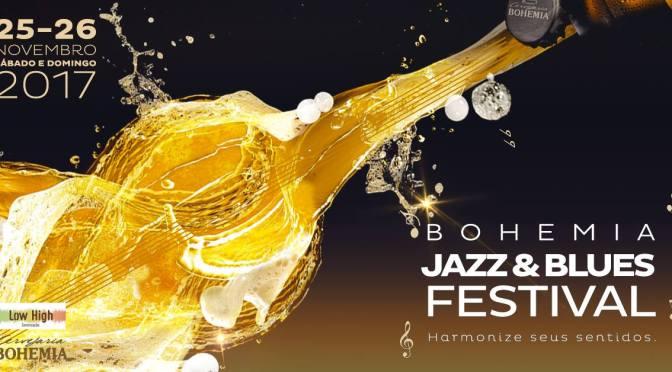 II Bohemia Jazz & Blues Festival: evento gratuito vai agitar Petrópolis