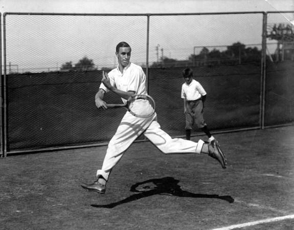 Bill Tilden 1920