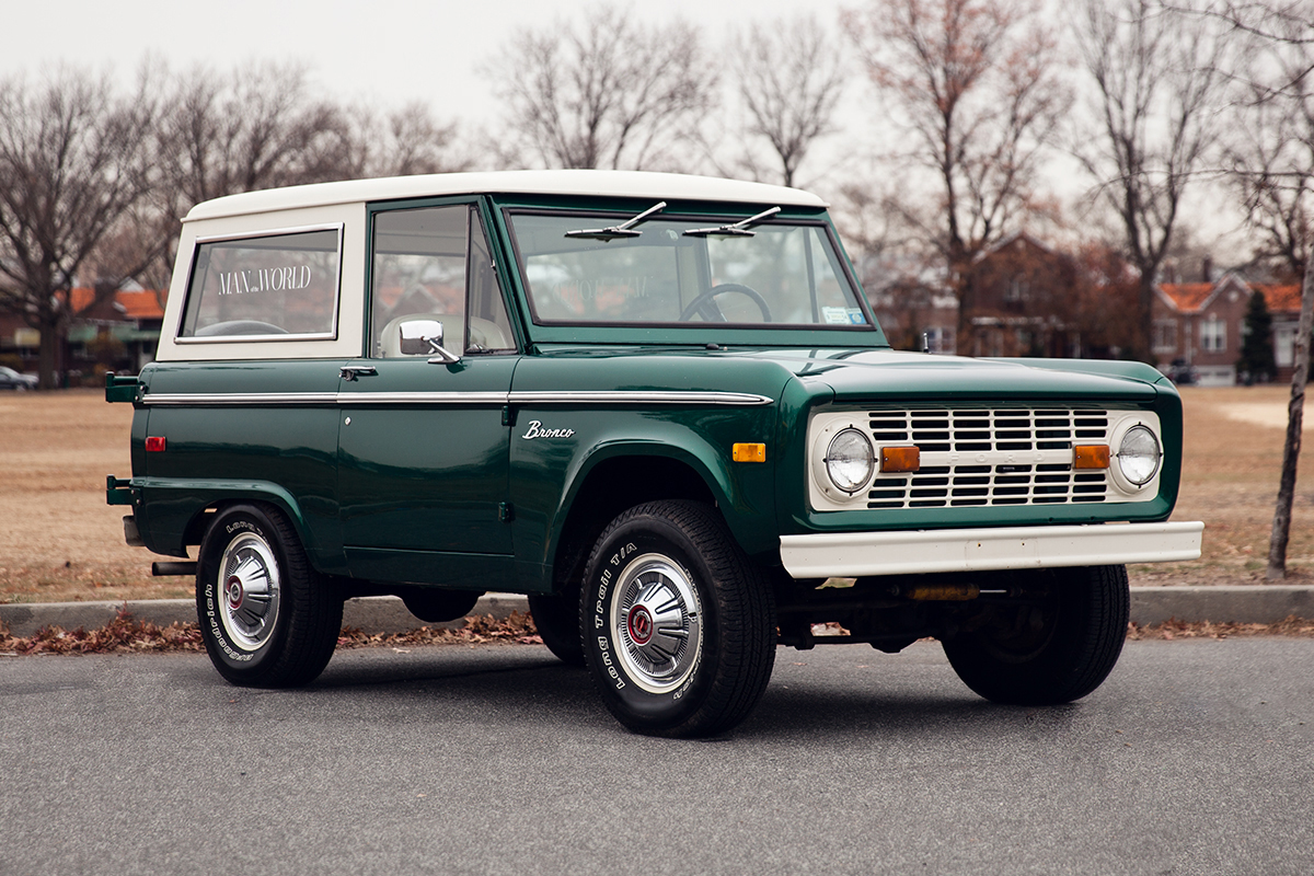 Celebrating 50 Years of the Ford Bronco | A Continuous Lean.
