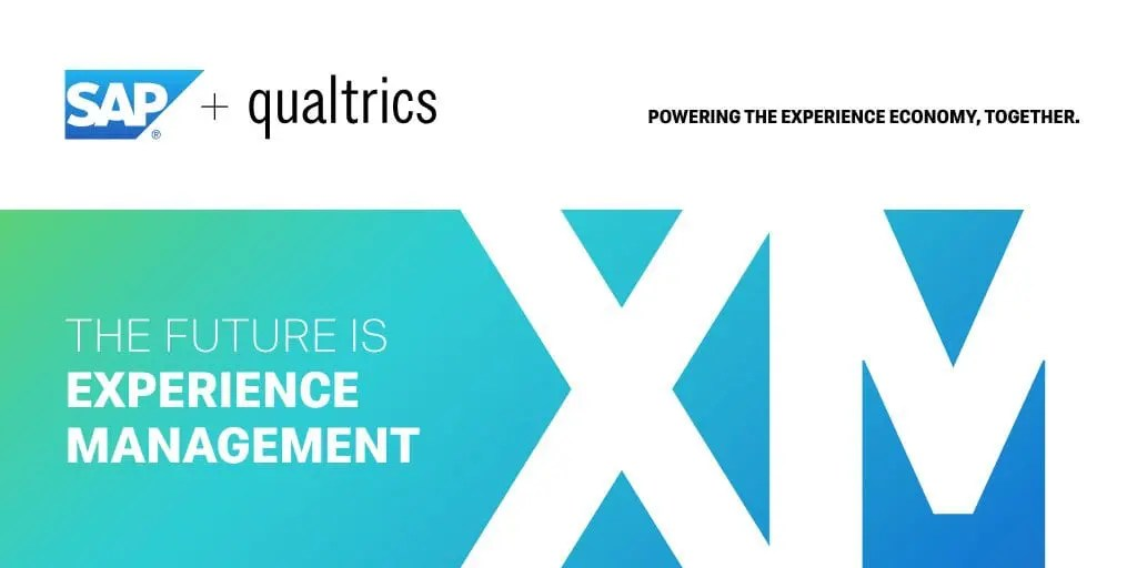 SAP  Qualtrics Will it transform the way we think about CRM as we