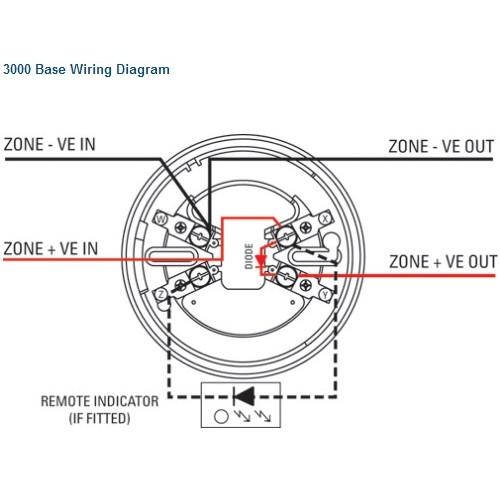 fenwal smoke alarm wiring diagram