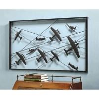 Vintage Airplanes Wall Art at Acorn | XA9502