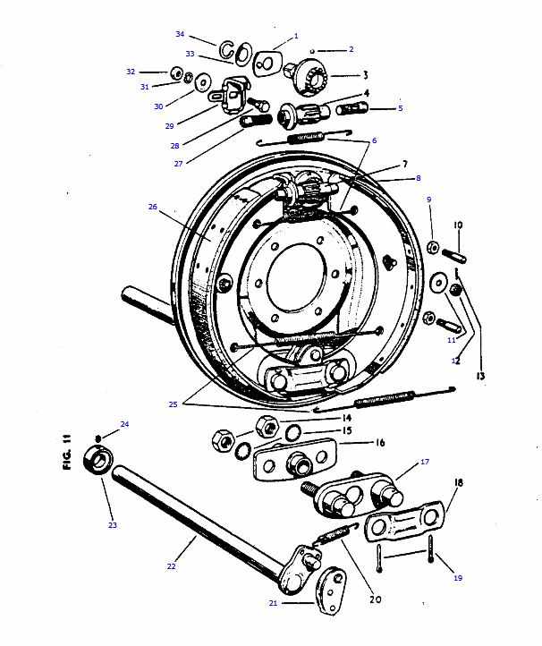 1954 ford 8n wiring diagram