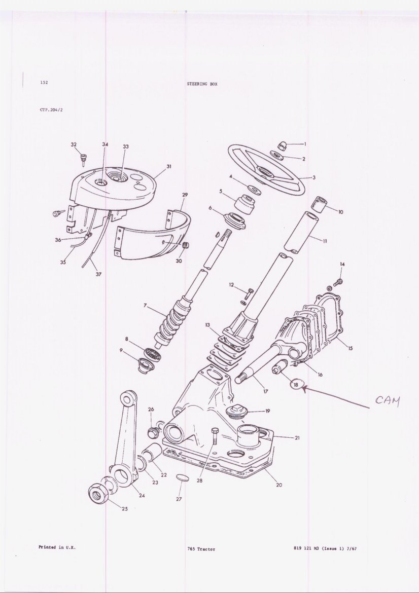 steering linkage parts diagram wiring diagrams