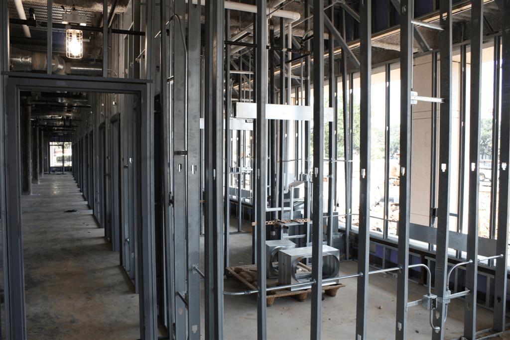 drywall and metal framing - Drywall Framing