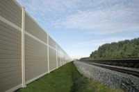 Sound Barrier Walls, Acoustic Barriers, Sound Fence Panels ...