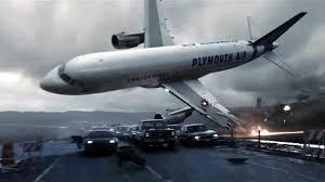 5 acidentes de aviões mais bizarros