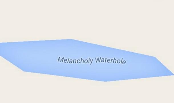 Buraco de Água da melancolia