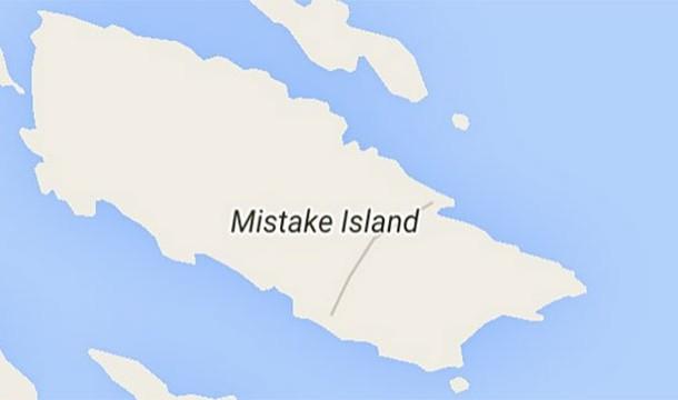 Ilha do Erro