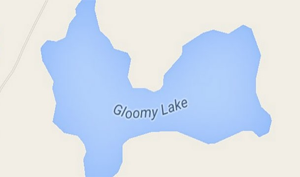 Lago Sombrio