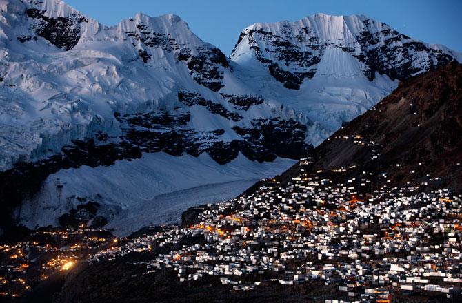 La Rinconada, Peru