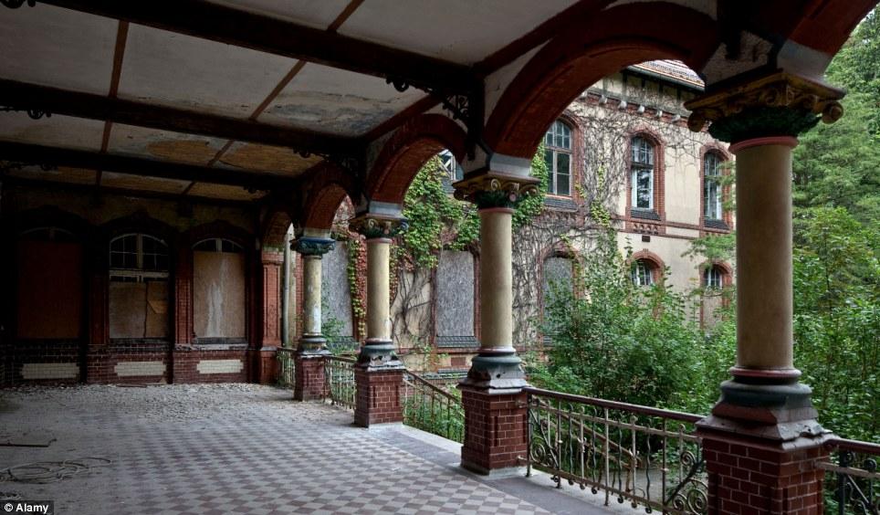 hospital Beelitz Heilstätten