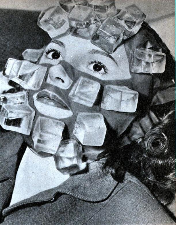 máscara de beleza