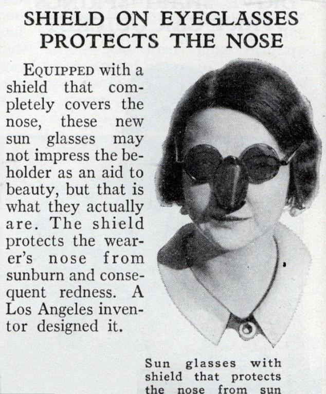 protetor para nariz