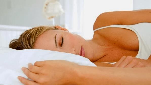 mulher dormindo