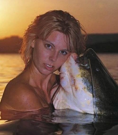 sensualizando com peixe