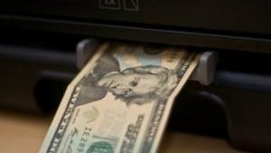 Imprimindo dinheiro