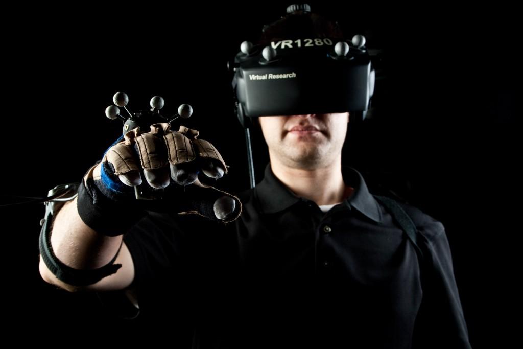 Imersão virtual