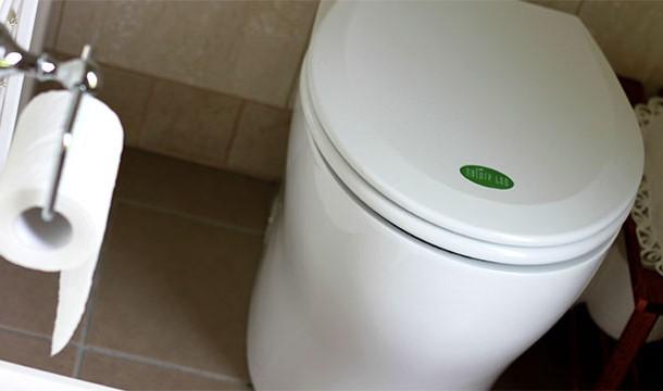 bactéria banheiro