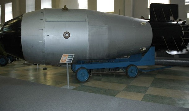 bomba Tsar