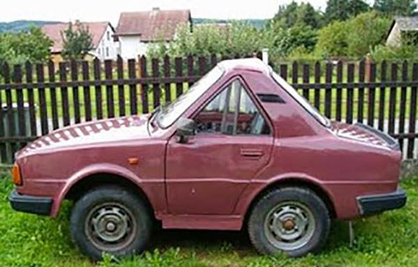 carro bizarro 11