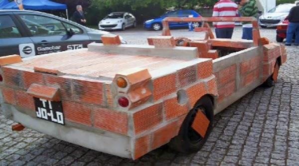 carro bizarro 13